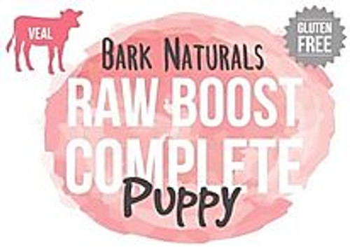 Raw Boost Veal - Puppy
