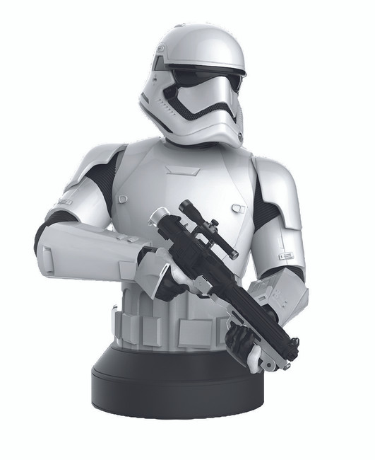 The Force Awakens First Order Stormtrooper Mini Bust