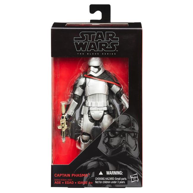 Black Series 6-inch The Force Awakens #06 Captain Phasma