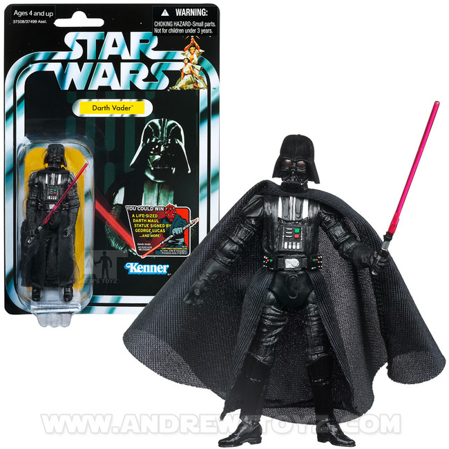 The Vintage Collection #93 Darth Vader (A New Hope)