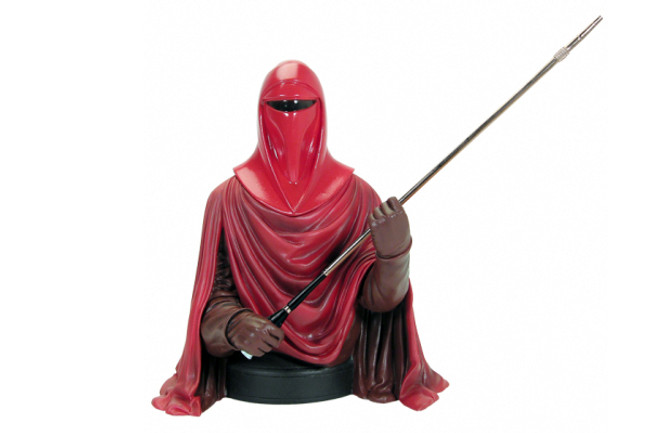 Royal Guard Mini Bust