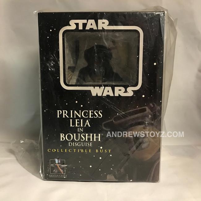 Princess Leia Boushh Disguise Mini Bust #10