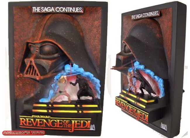 Revenge of the Jedi Mini Poster (Non-Exclusive)