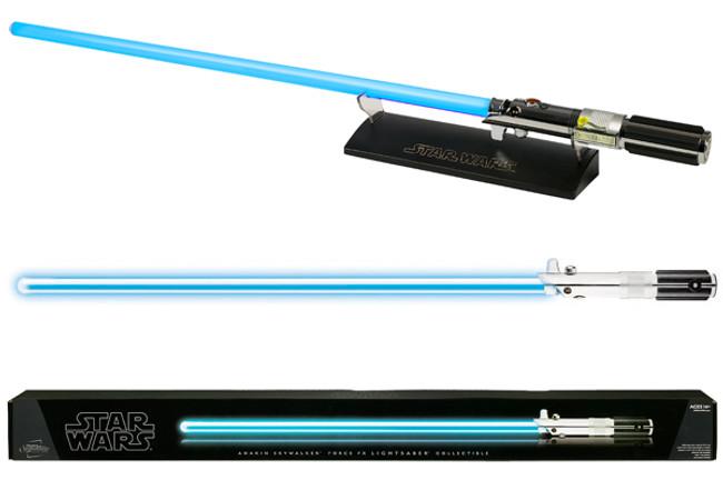 Anakin Skywalker Force FX Lightsaber