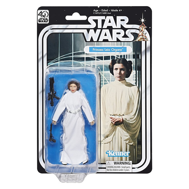 Black Series 40th Anniversary Princess Leia Organa