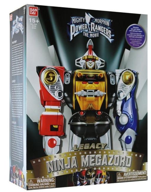 Mighty Morphin Power Rangers Ninja Megazord