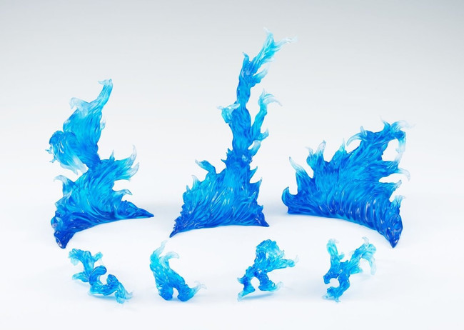 Tamashii Nations Blue Flame Effect for SH Figuarts