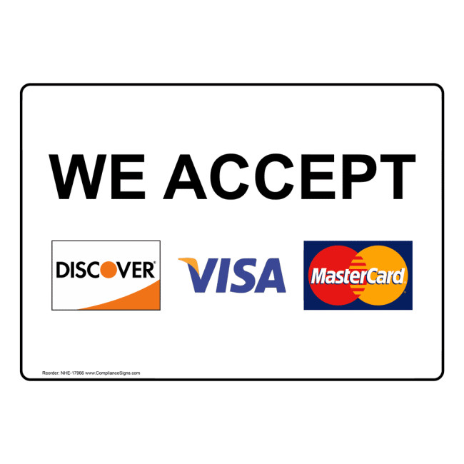 Update Payment Method: Credit Card