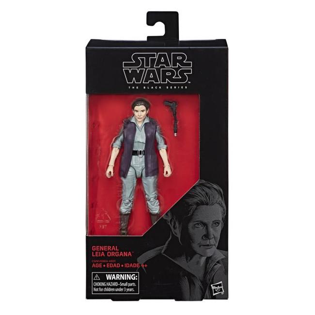 Black Series 6-inch The Last Jedi #52 General Leia Organa