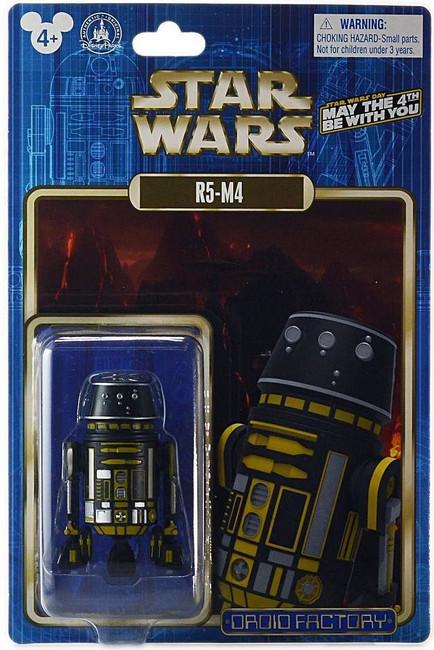 Droid Factory R5-M4 (Disney Parks Exclusive) (Not Mint Box)
