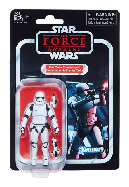 The Vintage Collection #118 First Order Stormtrooper (The Force Awakens)