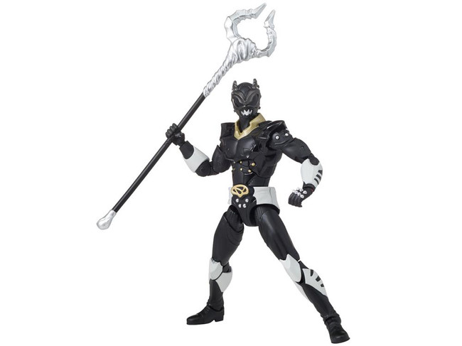 Power Rangers Legacy In Space Black Psycho Figure