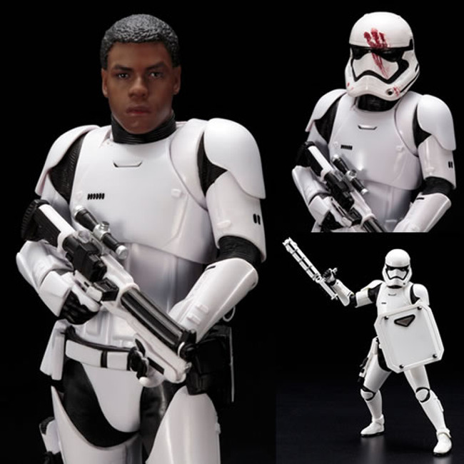 FN-2199 First Order Stormtrooper ArtFX+ 1/10 Scale Statue