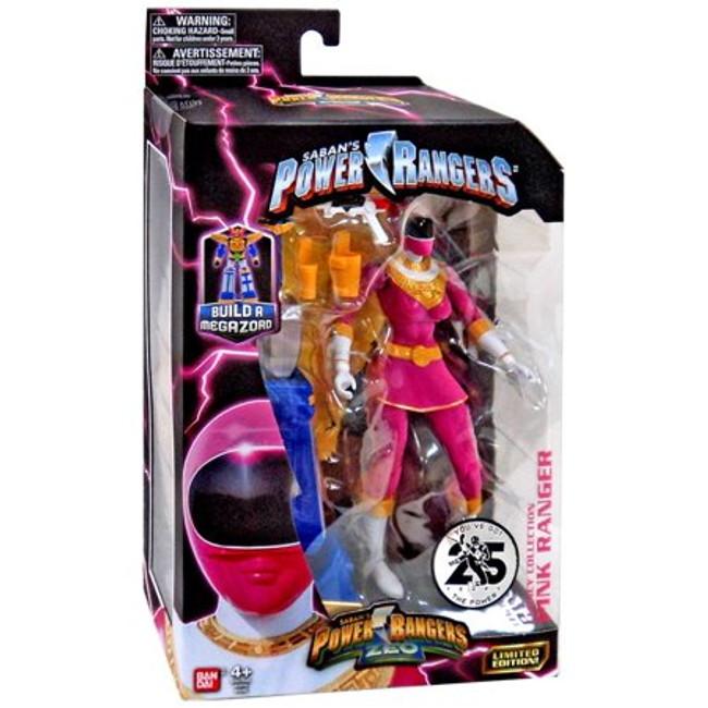 Power Rangers Legacy Zeo Pink Figure