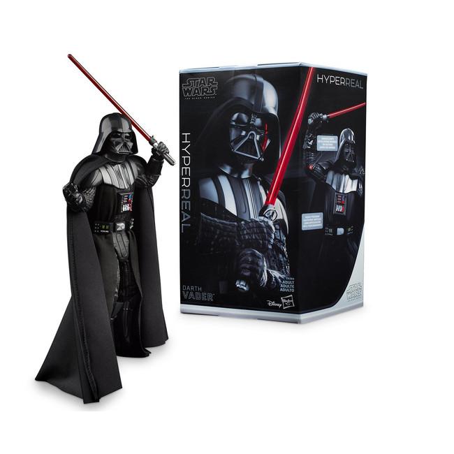 Black Series Hyperreal 8-inch Darth Vader