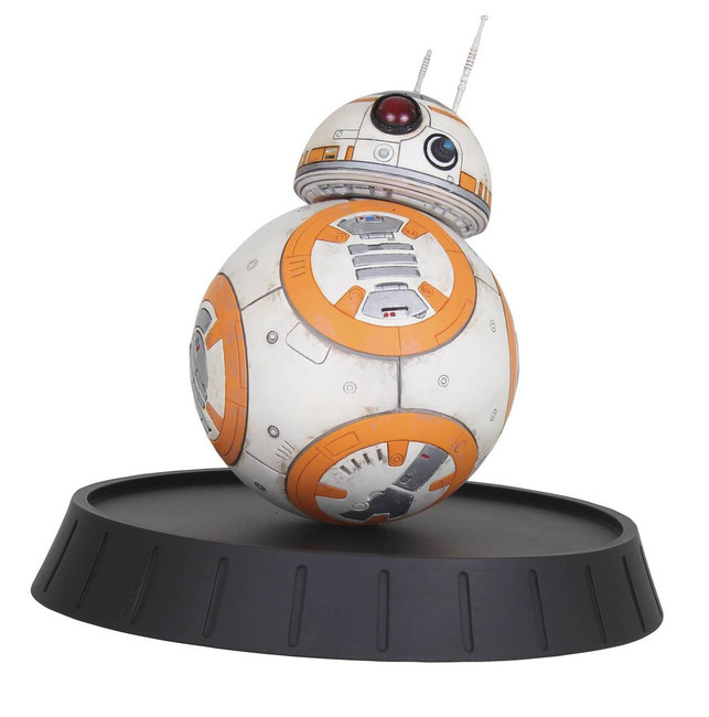 Star Wars Milestones BB-8 The Force Awakens 1/6 Scale Statue