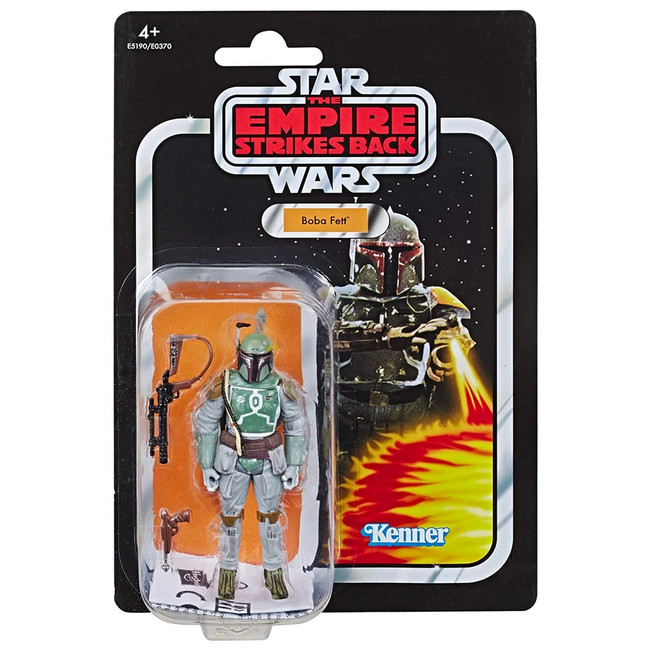 The Vintage Collection #09 Boba Fett 2019 Version