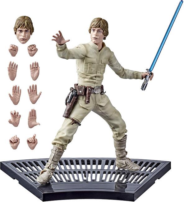 Black Series Hyperreal 8-inch Luke Skywalker