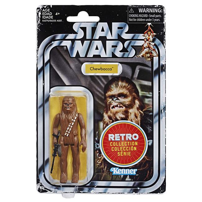 Star Wars Retro Collection Chewbacca
