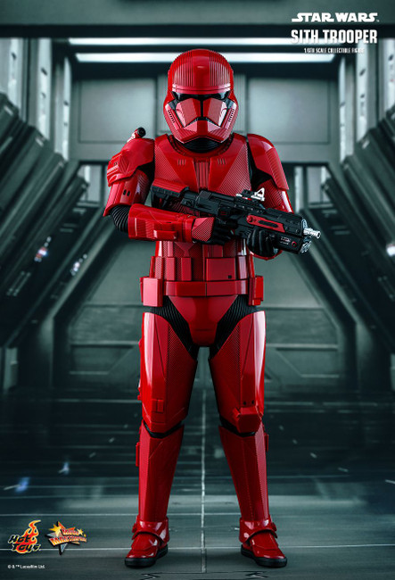 Hot Toys 1/6 Scale Sith Trooper Figure