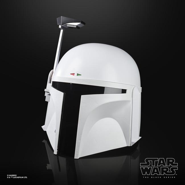 Boba Fett Prototype Armor Helmet Black Series