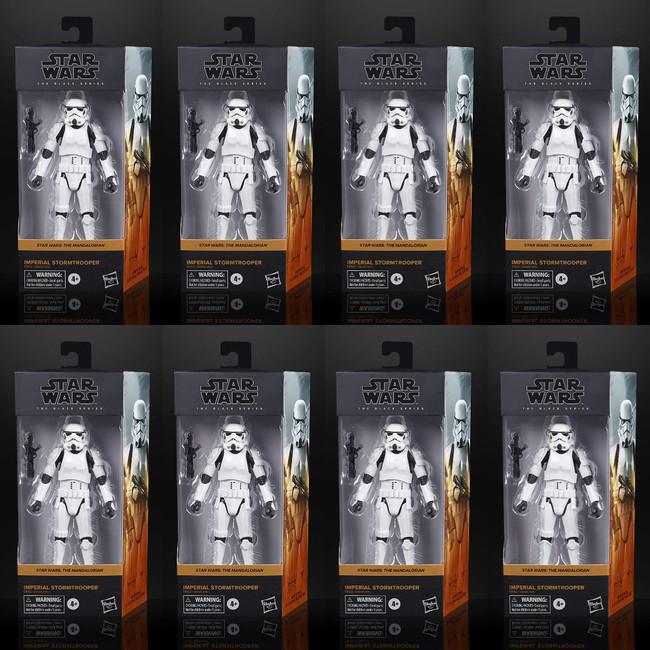 Black Series 6-inch Stormtrooper (New Articulation) Case of 8 Figures
