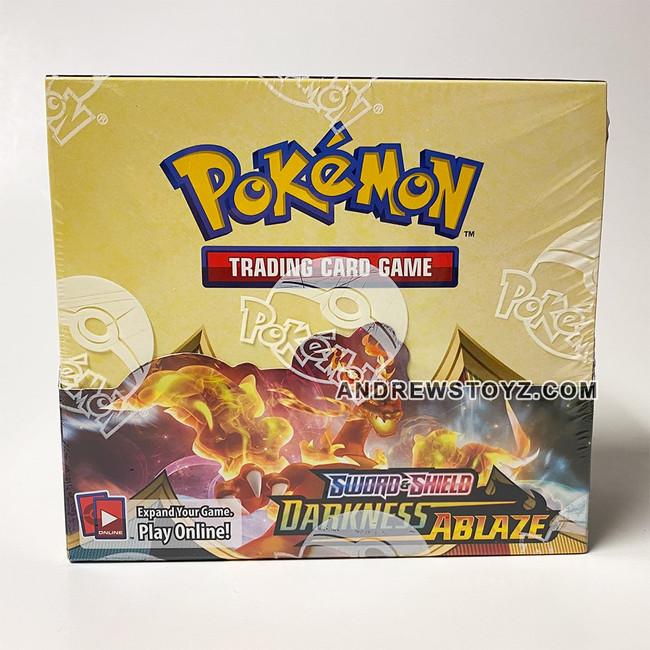 Pokemon Darkness Ablaze Booster Box (36 Packs)