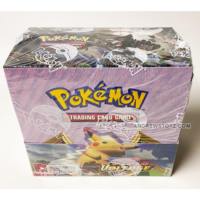 Pokemon Vivid Voltage Booster Box (36 Packs)
