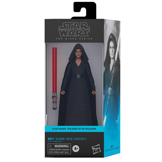 Black Series 6-inch Rey (Dark Side Vision)