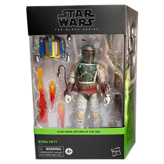 Black Series 6-inch Boba Fett Return of the Jedi (Deluxe)