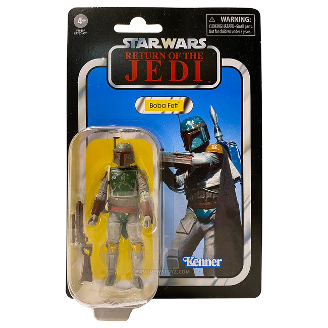 The Vintage Collection #186 Boba Fett (Return of the Jedi)