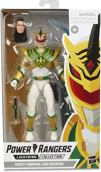 Power Rangers Lightning Collection 6-inch Lord Drakkon
