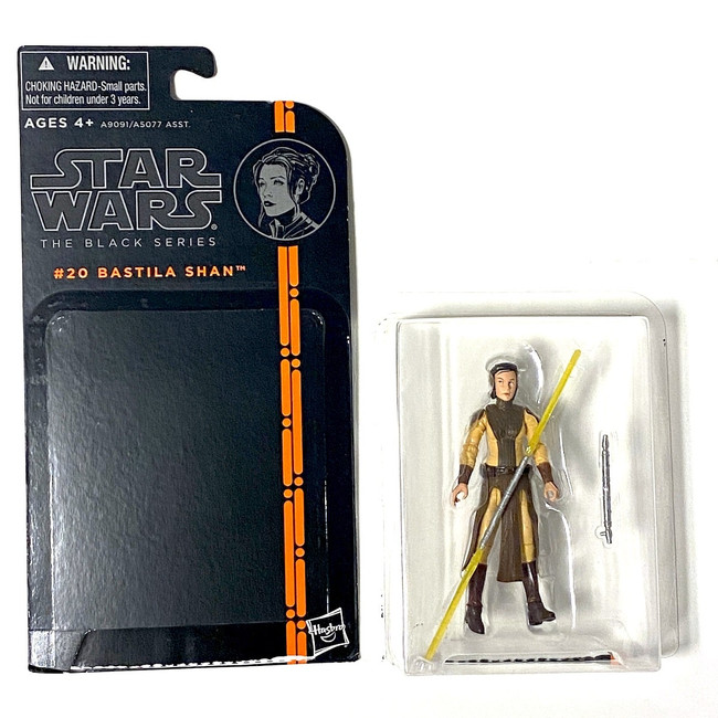Black Series 3.75-inch Bastila Shan [Not Sealed]