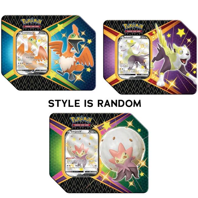 Pokemon Shining Fates Tin (Random Style)