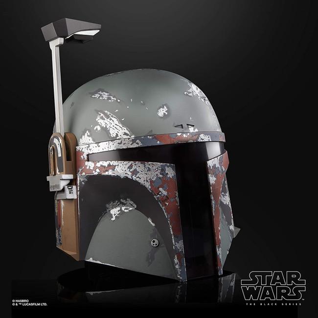 Black Series Boba Fett Electronic Helmet