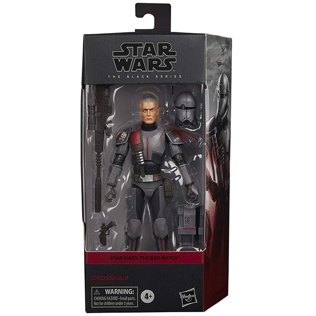 Black Series 6-inch Crosshair (The Bad Batch & Clone Wars)
