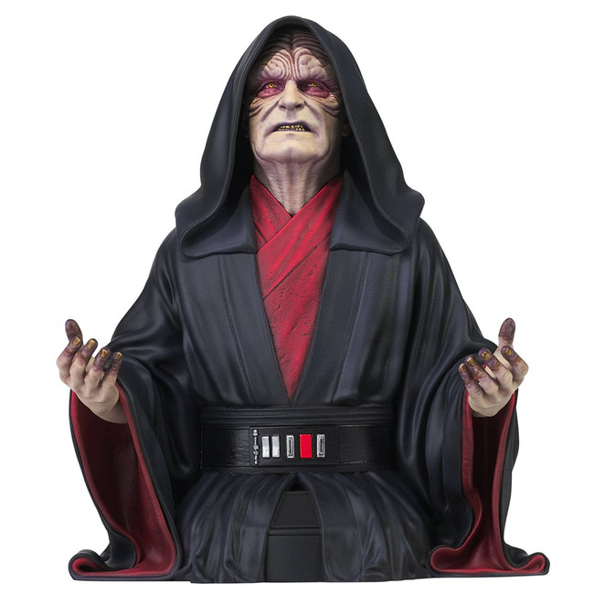 Emperor Palpatine (The Rise of Skywalker) Mini Bust