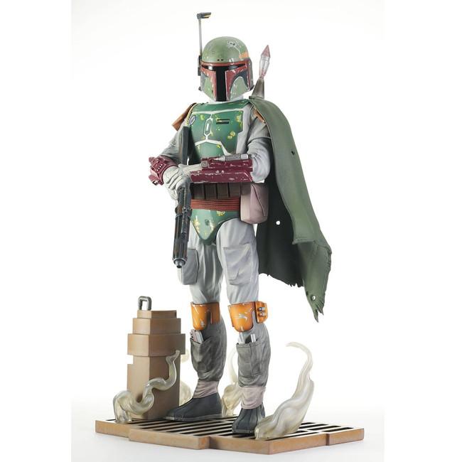 Boba Fett (Return of the Jedi) Milestones 1/6 Scale Statue