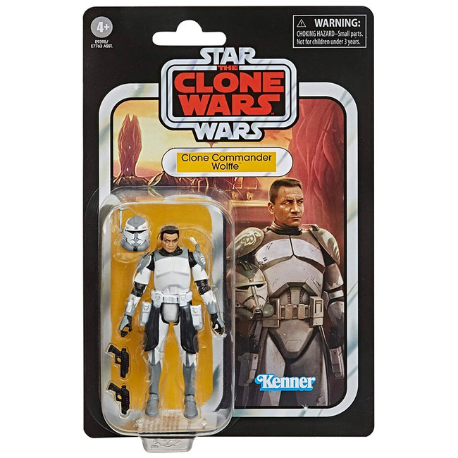 The Vintage Collection #168 Clone Commander Wolffe