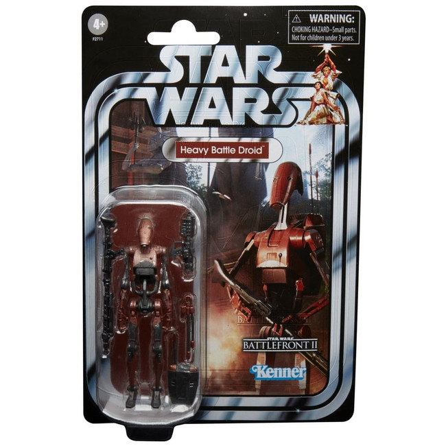 The Vintage Collection Gaming Greats Heavy Battle Droid