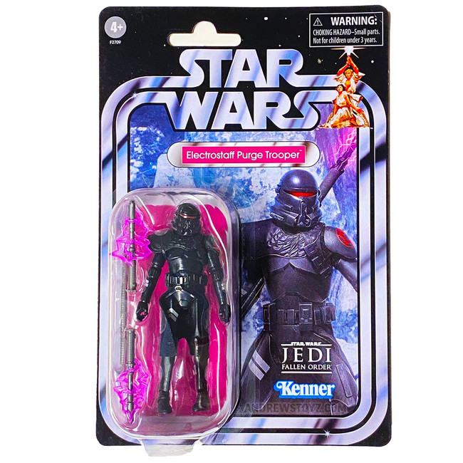 The Vintage Collection Gaming Greats Electrostaff Purge Trooper