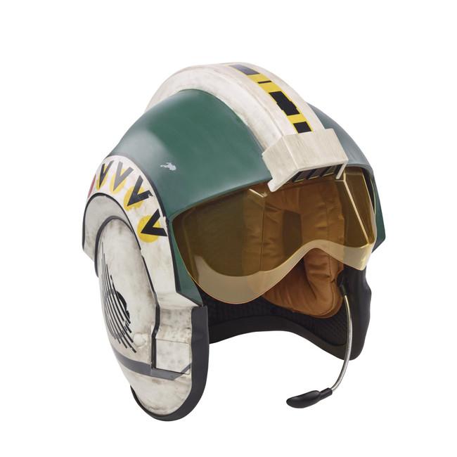 Black Series Wedge Antilles Helmet Electronic Helmet Prop Replica