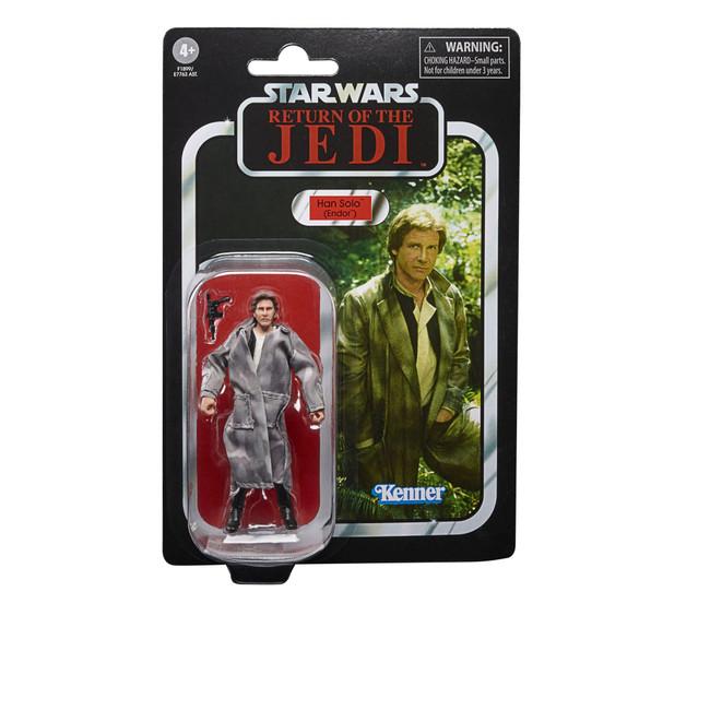 The Vintage Collection #62 Han Solo (Endor Gear)