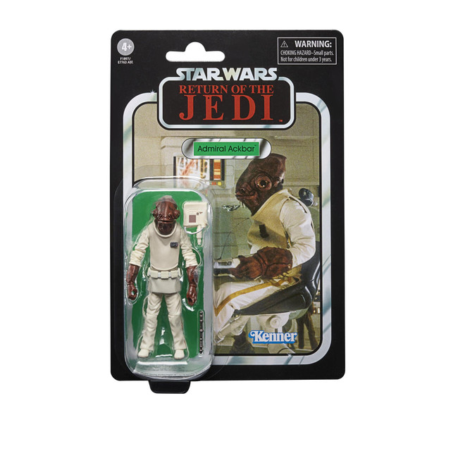 The Vintage Collection #22 Admiral Ackbar