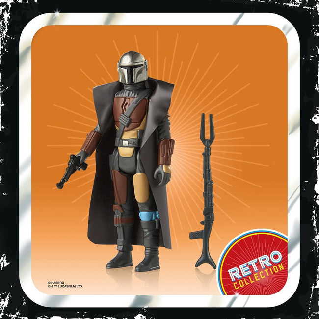 Star Wars Retro Collection The Mandalorian