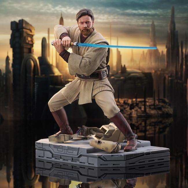 Obi-Wan Kenobi (Revenge of the Sith) Milestone 1/6 Scale Statue