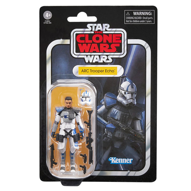 The Vintage Collection ARC Trooper Echo (The Clone Wars)