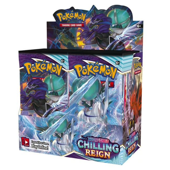 Pokemon  Chilling Reign Booster Box (36 Packs)