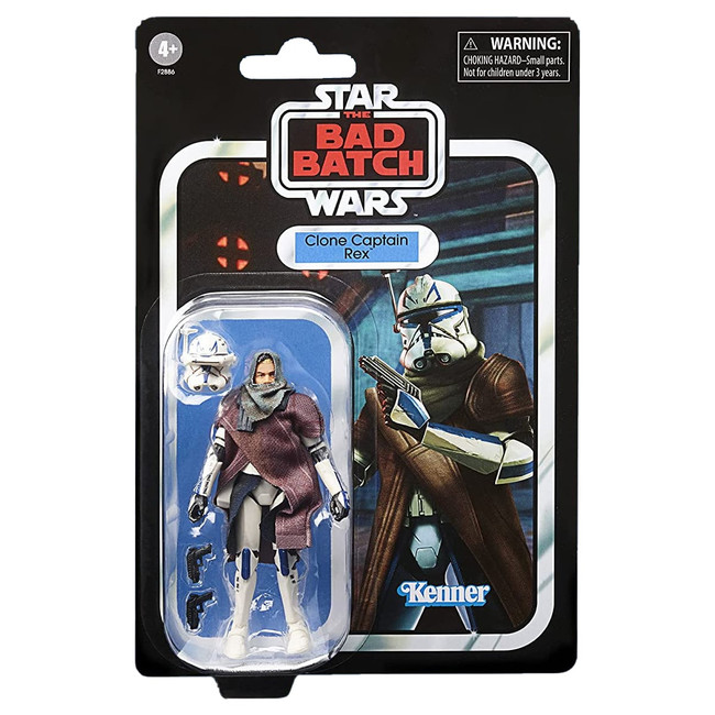 The Vintage Collection Clone Captain Rex (The Bad Batch)