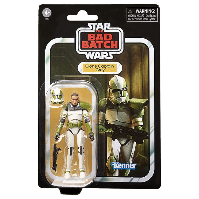 The Vintage Collection Clone Captain Grey (The Bad Batch)